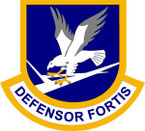 STICKER USAF Air Force Security Defensor Fortis B