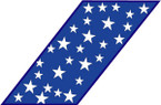 STICKER USAF AIR FORCE SAC MILKY WAY C
