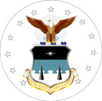 STICKER USAF AIR FORCE ACADEMY