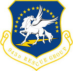 STICKER USAF 943rd RESCUE GROUP
