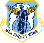 STICKER USAF 94TH AIRLIFT WINGb