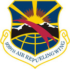 STICKER USAF 939TH AIR REFUELING WING