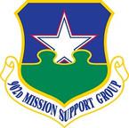 STICKER USAF 902ND MISSION SUPPORT GROUP
