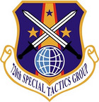 STICKER USAF 720TH SPECIAL TACTICS GROUP