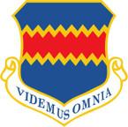 STICKER USAF 55TH WING