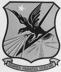 STICKER USAF 507th Force Support Squadron