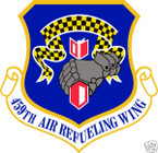 STICKER USAF 459TH AIR REFUELING SQUADRON