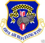 STICKER USAF 459TH AIR REFUELING SQUADRON