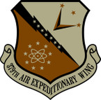 STICKER USAF 379th Air Expeditionary Wing B