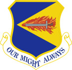 STICKER USAF 355TH FIGHTER WING