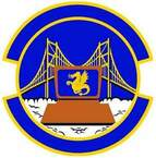 STICKER USAF 349th Force Support Squadron Emblem