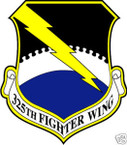 STICKER USAF 325TH FIGHTER WING