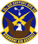 STICKER USAF 19th Air Support Operations Squadron