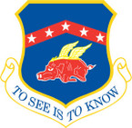 STICKER USAF 188TH FIGHTER WING B