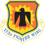 STICKER USAF 173rd Fighter Wing