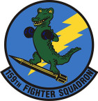 STICKER USAF 159TH FIGHTER SQUADRON