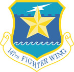 STICKER USAF 147TH RECONNASSIANCE WING