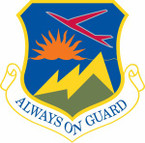 STICKER USAF 142nd Fighter Wing B