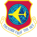 STICKER USAF 137TH AIR REFUELING WING