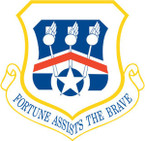 STICKER USAF 123RD AIRLIFT WING