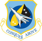 STICKER USAF 122ND FIGHTER WING