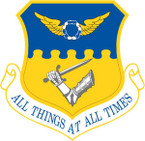 STICKER USAF 121ST AIR REFUELING WING