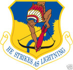 STICKER USAF 101ST AIR REFUELING WING