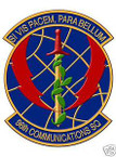 STICKER USAF  96TH COMMUNICATIONS SQUADRON