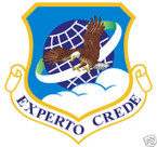 STICKER USAF  89TH AIRLIFT WING