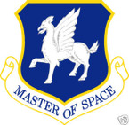 STICKER USAF  50TH SPACE WING