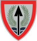 STICKER USAE UNIT Multi-National Corps - Iraq