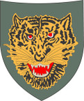 STICKER US UNIT VIETNAM Mobile Guerilla Force Patch