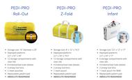 Pedi-PRO Pediatric & Infant ALS Combo Kit - Better then Broselow Pediatric Resuscitation System!