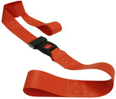 Impervious 2 pc. Metal Buckle & Loop End Spineboard Strap - 7'
