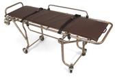Junkin Single Person Mortuary Cot w/ Handrails For Full Size SUVs