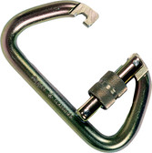 Extra-Wide Gate Rescue 'D' Carabiner