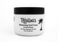 Tiffalina's Moisturizing Face Cream (2 oz) - For Use on Oil-Free Diet Plans