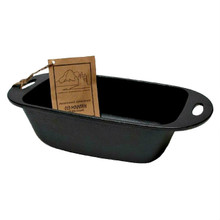 Old Mountain Cast Iron Preseasoned Loaf Pan