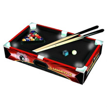 "Triumph Sports LUMEN X 20"" Table Top Billiards Mini Pool Game Age 8+ 45-6765"