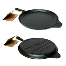 Old Mountain Cast Iron 10.5 Inch Round Griddle