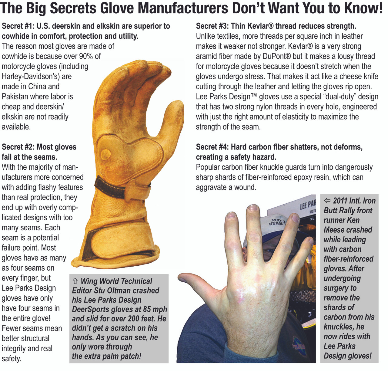 Motorcycle gloves made in pakistan - Share