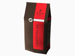 Veliche dark Belgium Chocolate buttons 58% 10kg bulk box.