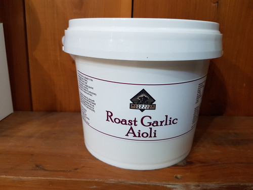Roast Garlic Aioli 1.5kg