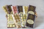 Vanilla Cream Belgian Chocolate Bar