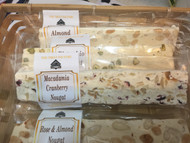 Macadamia Cranberry Nougat handcrafted at The Treat Factory Berry