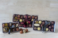Assorted Milk and Dark Belgian Chocolates