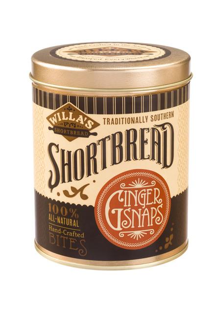 Gingersnaps Tin