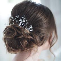 'Merida' Mismatched Pearl Hair Pins (Set of 3)