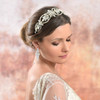 'Vivienne' Art Deco Side Headband