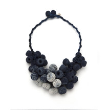 tzuri_gueta_mixed_blue_handmade_chunky_necklace_silicone